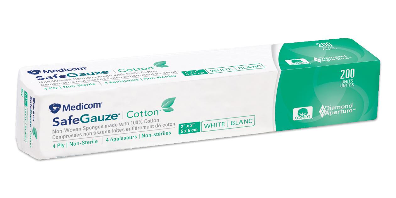 SafeGauze Cotton