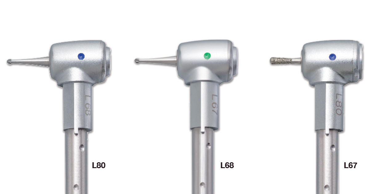 INTRA LUX attachment heads