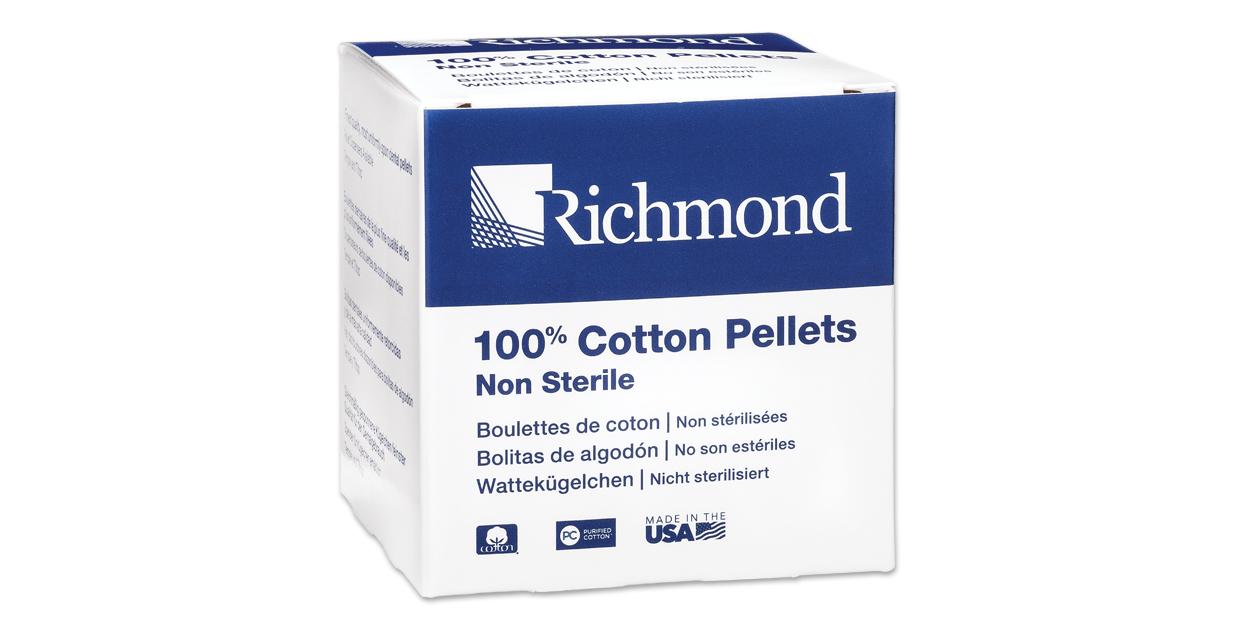 Richmond cotton pellets