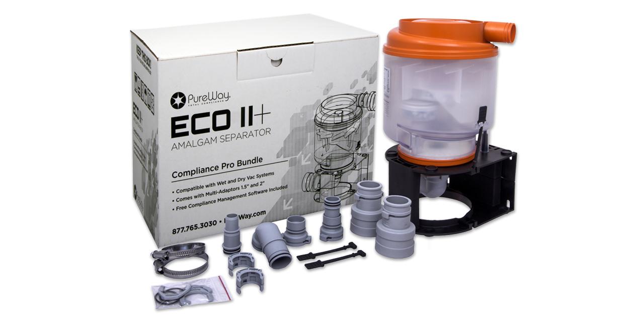 ECO II+ amalgam separator