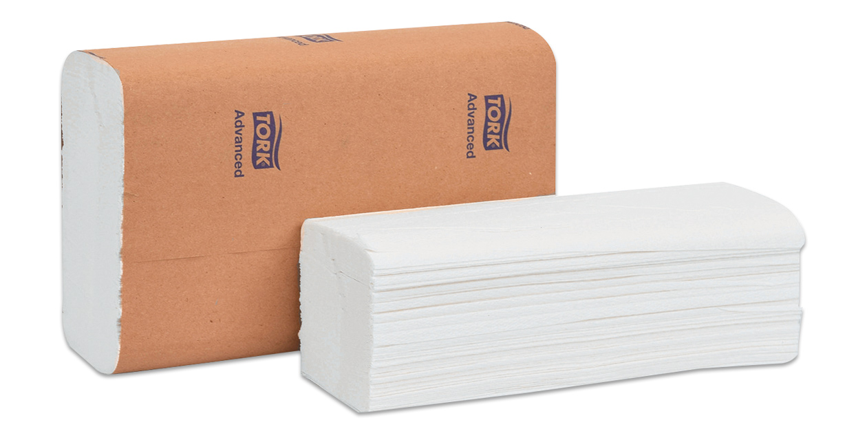 Tork Advanced multifold towels