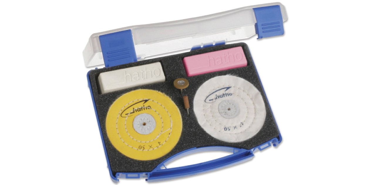 Hatho Thermoplastic Polishing Kit