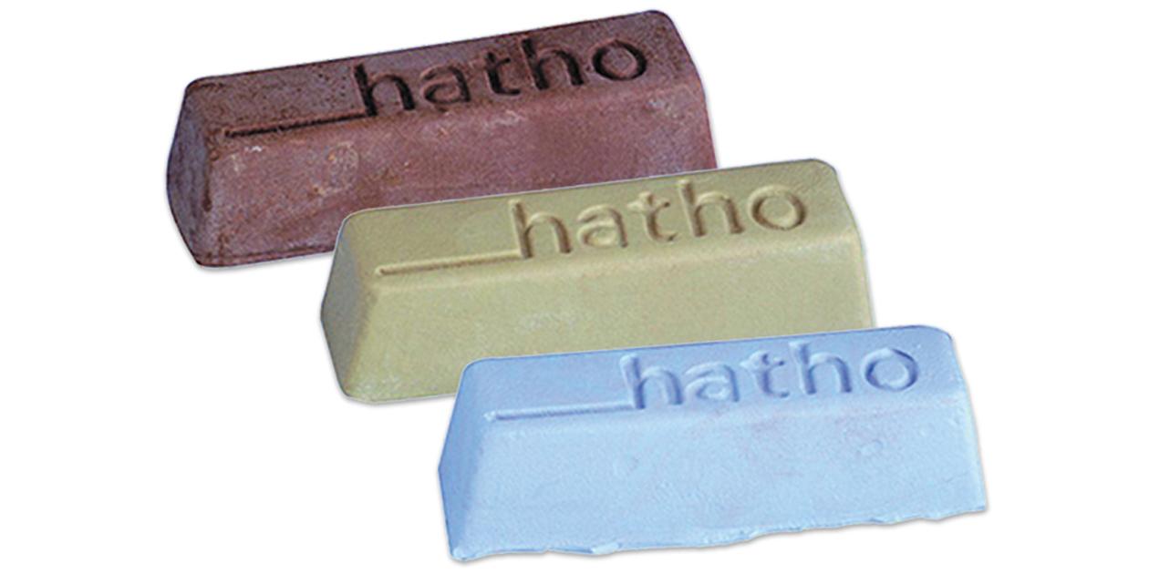 Hatho polishing compounds