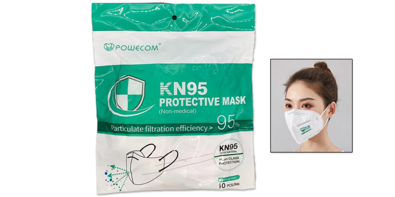 Powecom Kn95 Safco Dental Supply Safco dental supply general information. powecom kn95