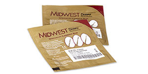 Midwest surgical length burs