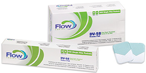Flow D-speed intraoral x-ray film