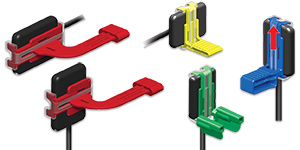 XCP-DS Fit universal sensor holder system