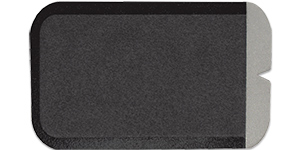 Unipack phosphor plate barrier envelopes