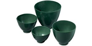 Hygenic Flexibole mixing bowls