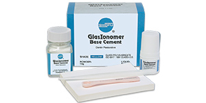 GlasIonomer Base Cement