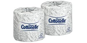 Cottonelle bathroom tissue