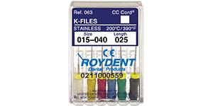 Roydent K-Files
