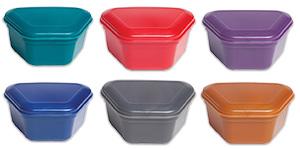 Denture bath boxes - Zirc