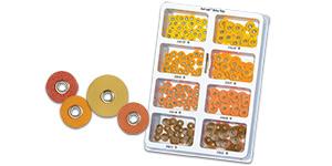 Sof-Lex extra thin contouring and polishing discs
