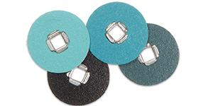 Sof-Lex square eyelet finishing and polishing discs