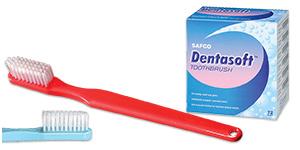 Safco Dentasoft Adult Full toothbrushes