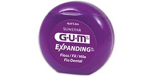 GUM Expanding floss