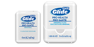 Oral-B Glide Pro-Health Original - patient samples