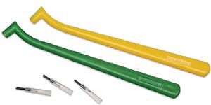 Pulpdent brush tip applicators
