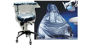 Allrap Slip-N-Grip chair cover