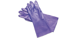 Hu-Friedy nitrile utility gloves