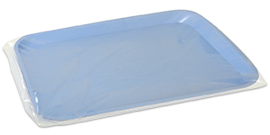 Unipack tray sleeve covers