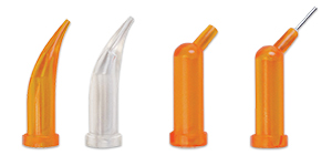 Transcodent Capsules (tubes and plugs)