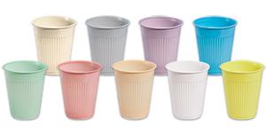 Tidi plastic drinking cups