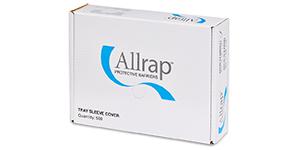 Allrap tray sleeve cover