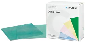 Hygenic Dental Dam convenience packs