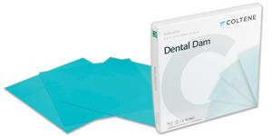 Hygenic non-latex dental dam