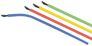 Bendable brushes - Plasdent