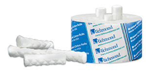 Richmond braided cotton rolls