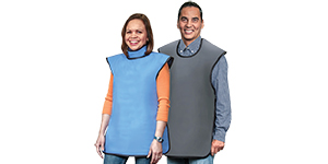 Kerr TotalCare lead-free x-ray aprons and ponchos