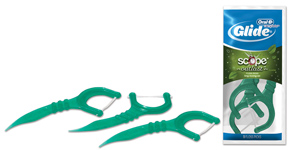 Oral-B Glide Complete Floss Picks