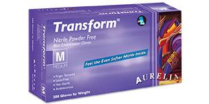 Aurelia Transform