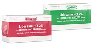 Cook-Waite lidocaine
