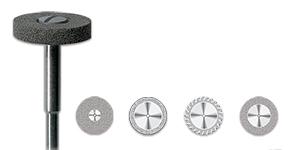NTI diamond discs