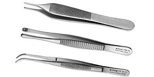Hu-Friedy tissue pliers