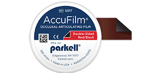 AccuFilm II articulating film