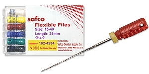 Safco flexible files