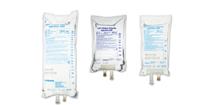Sodium chloride 0.9% for injection - B Braun