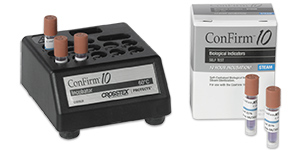 ConFirm 10 in-office biological monitoring system