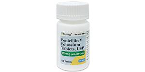 Penicillin V Potassium Tablets, USP