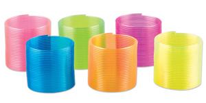 Mini translucent coils