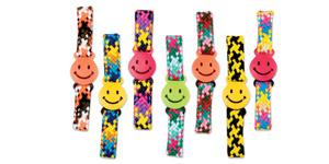 Smile buckle bracelets