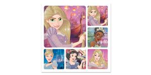 Disney Princess Glitter Stickers