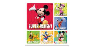 Disney Patient Stickers