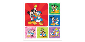 Disney Pals Stickers