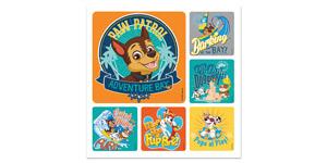 Paw Patrol Stickers